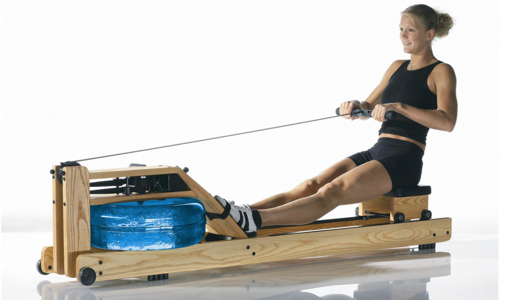 how to use a rowing machine properly