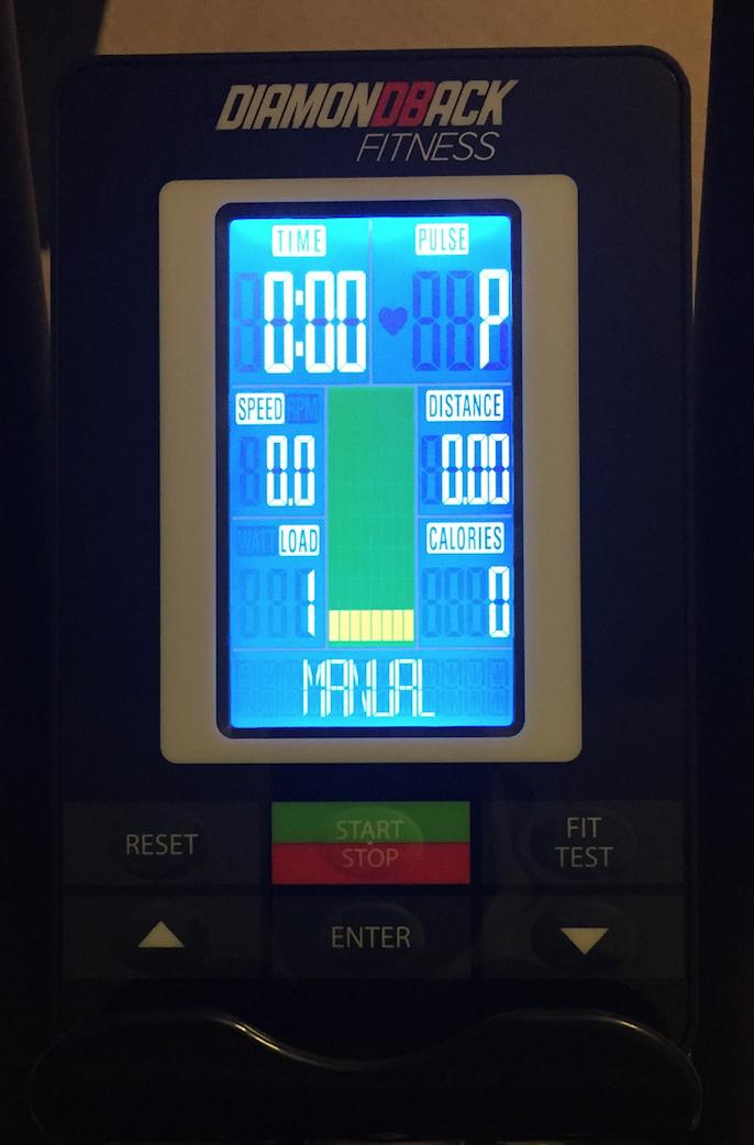 diamondback 510Ic exercise bike
