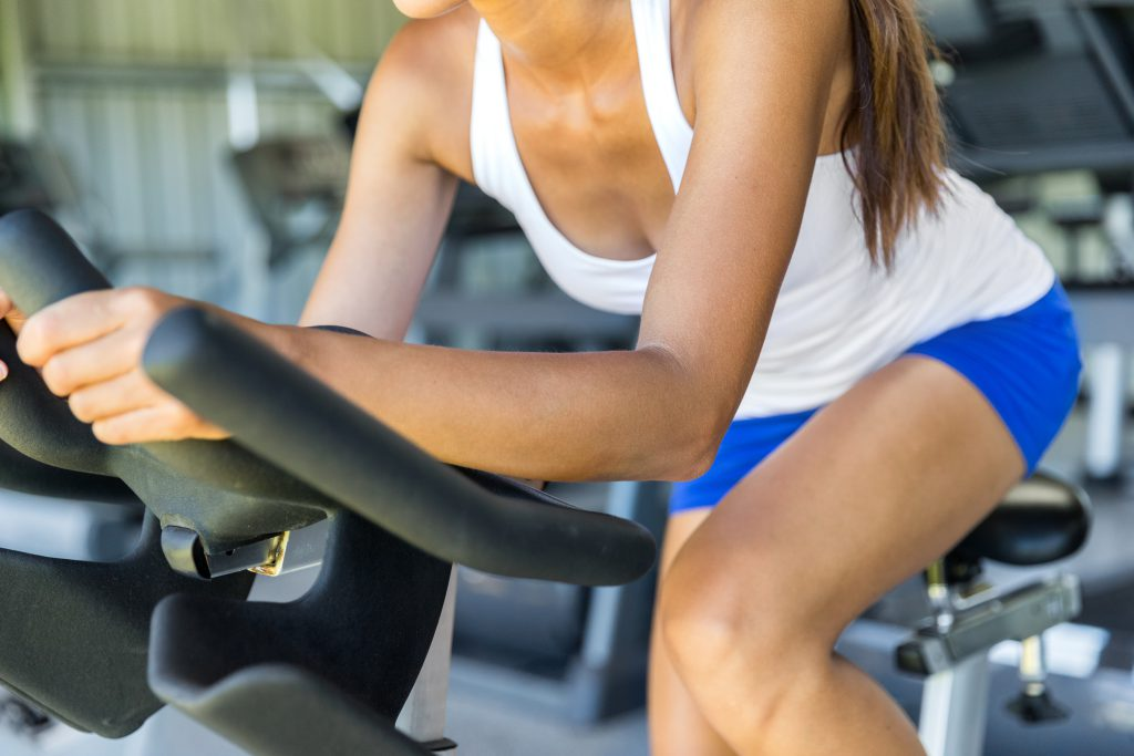 what is a spin bike