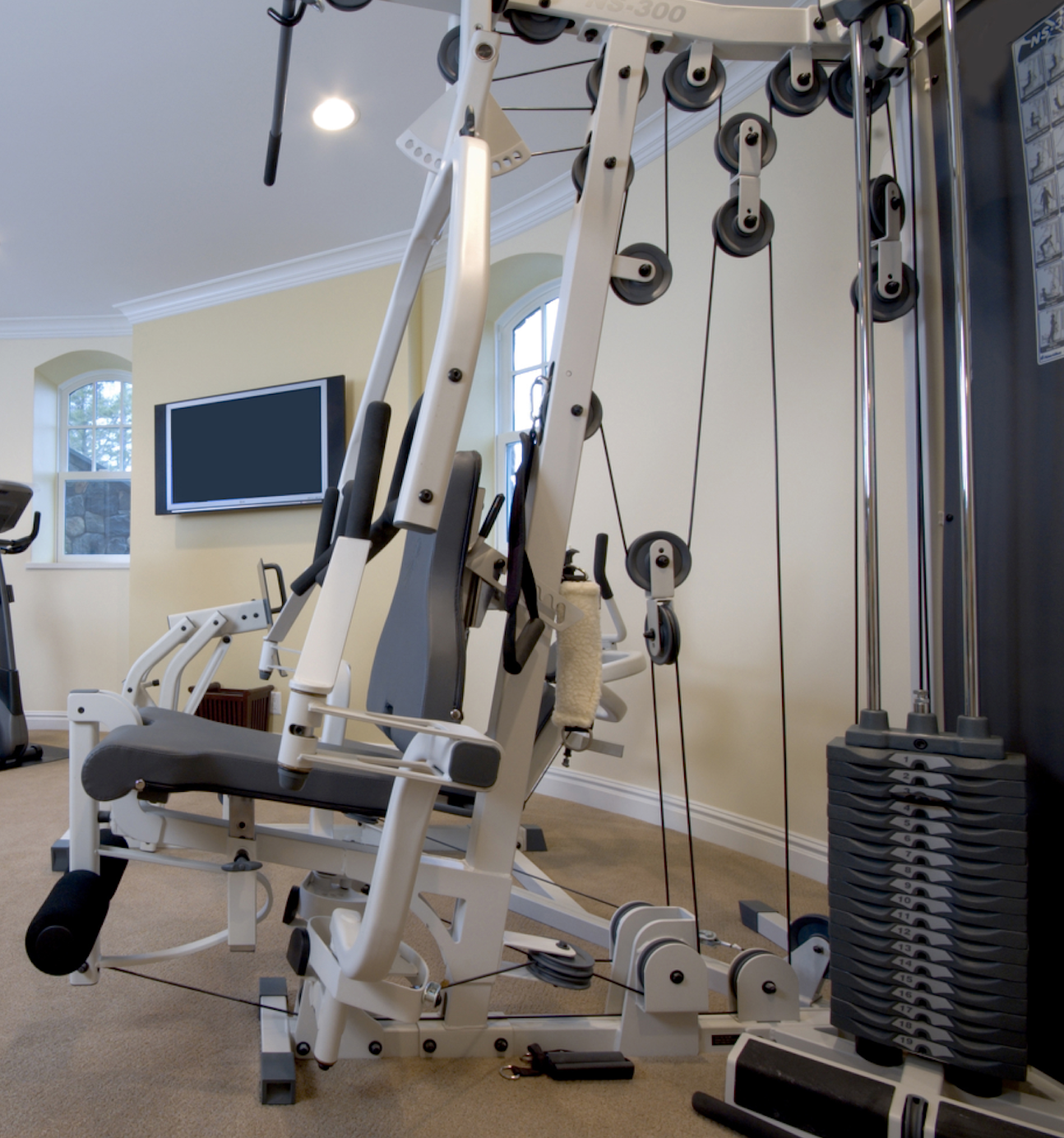 the best home gym system