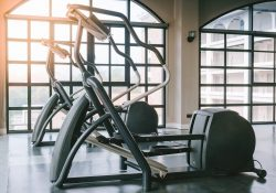 best ellipticals for low ceilings