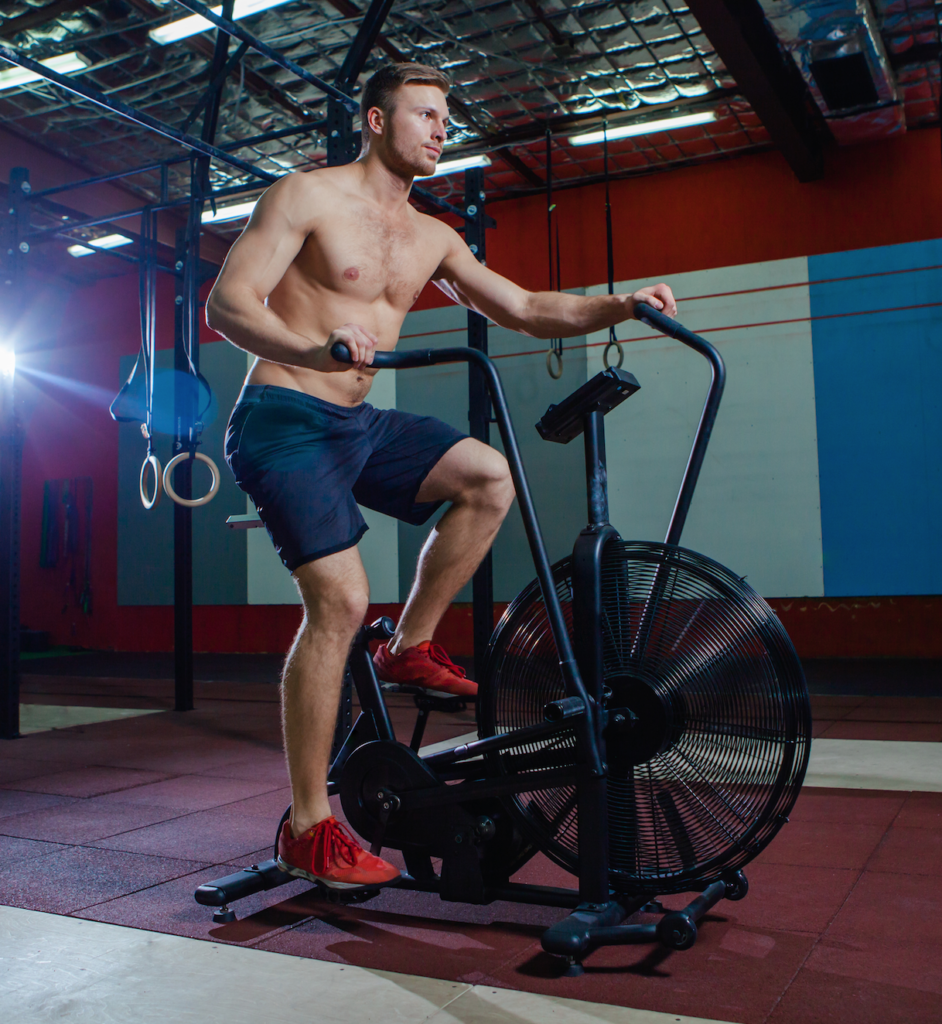 best air resistance exercise bikes