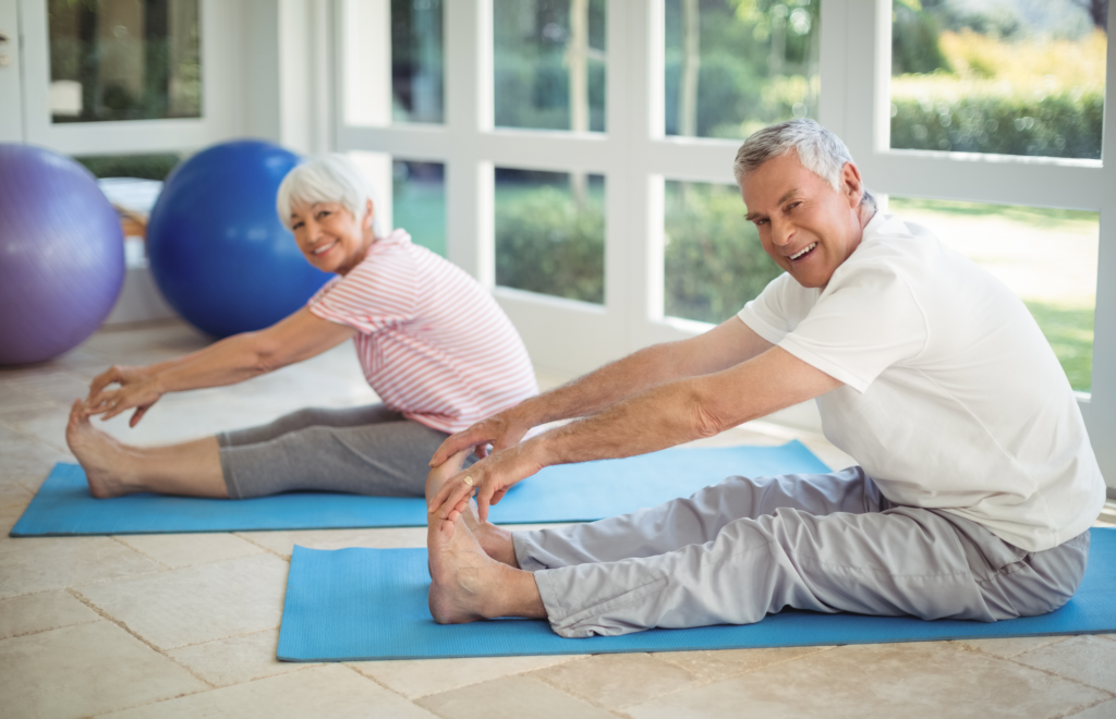 For truly golden years start with your health the home gym