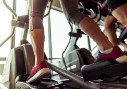 burn 750 calories on an elliptical