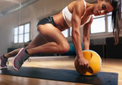 benefits of medicine ball