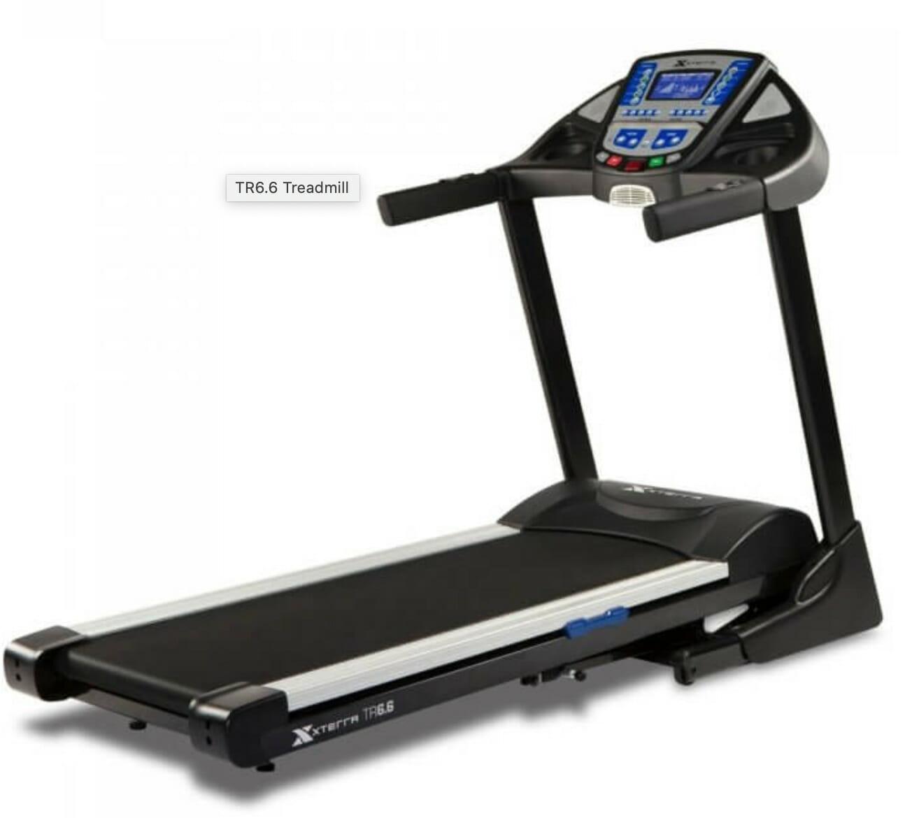 xterra tr2500 treadmill