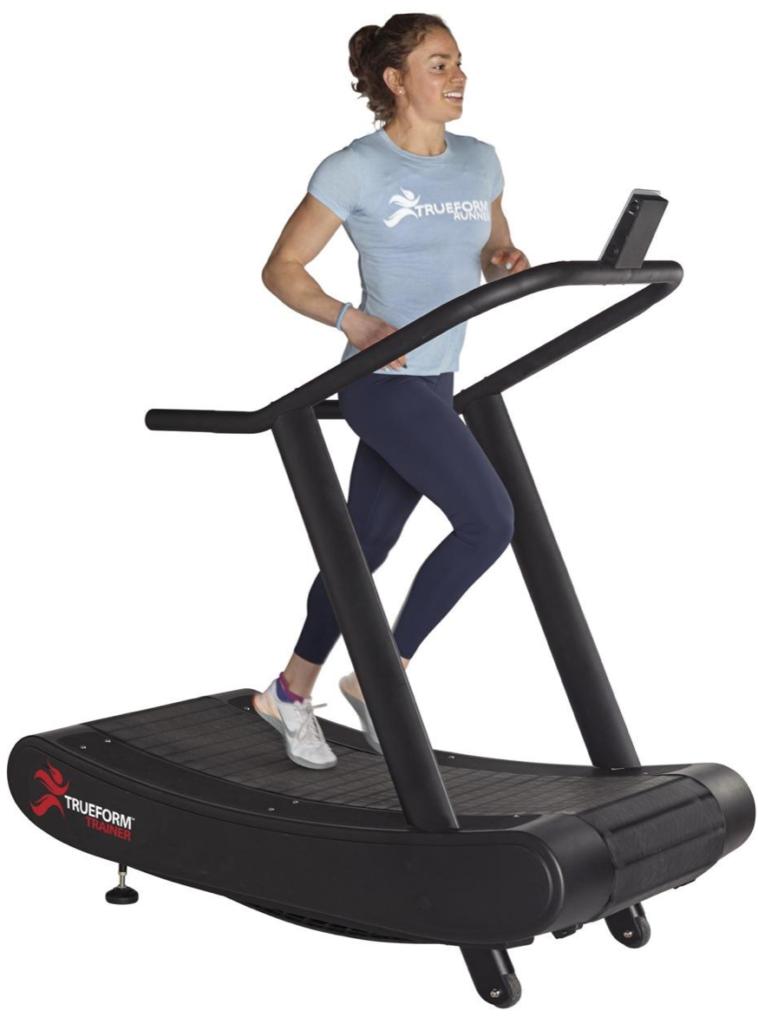 trueform trainer treadmill