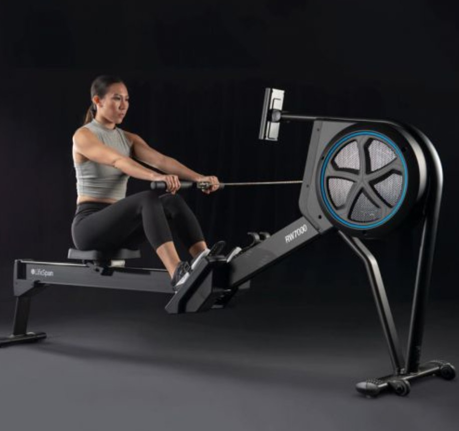 lifespan rw7000 commercial rower review