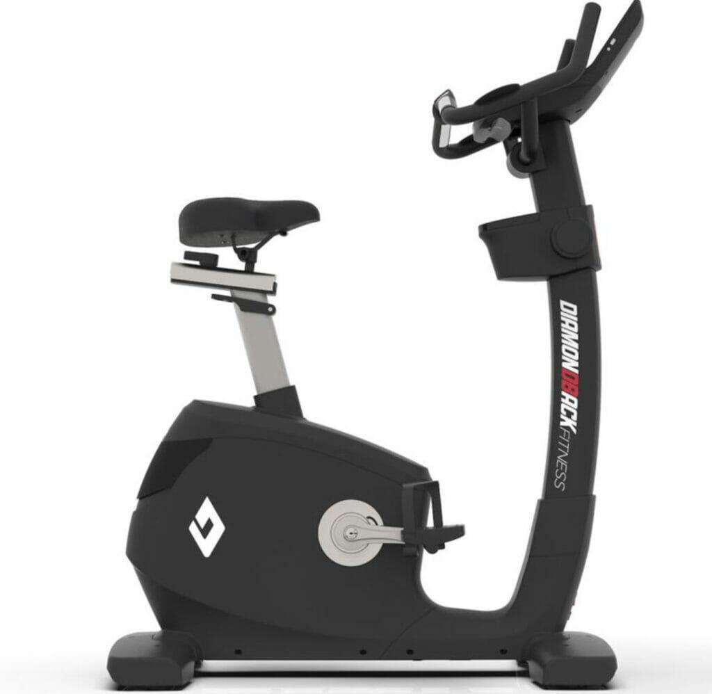 diamondback 1260ub upright magnetic bike review