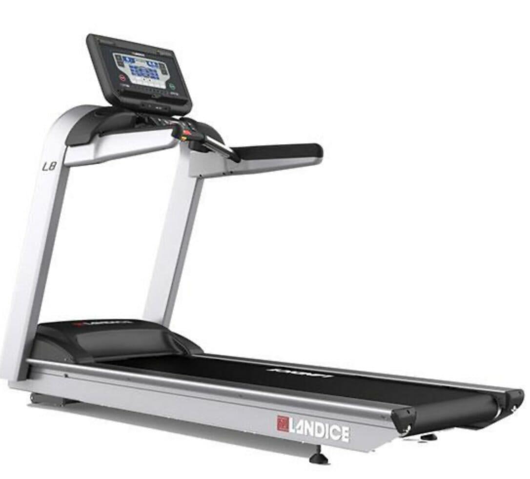 Landice L8 LTD Pro Sports treadmill