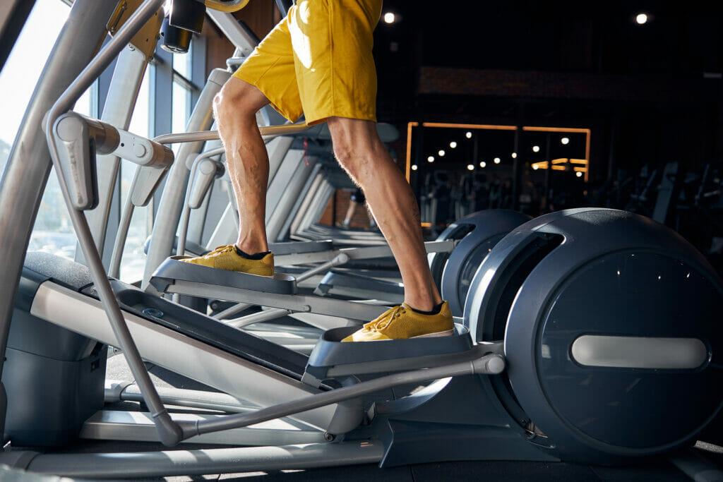 best ellipticals with adjustable stride length