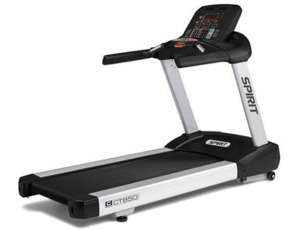 spirit ct850 treadmill review