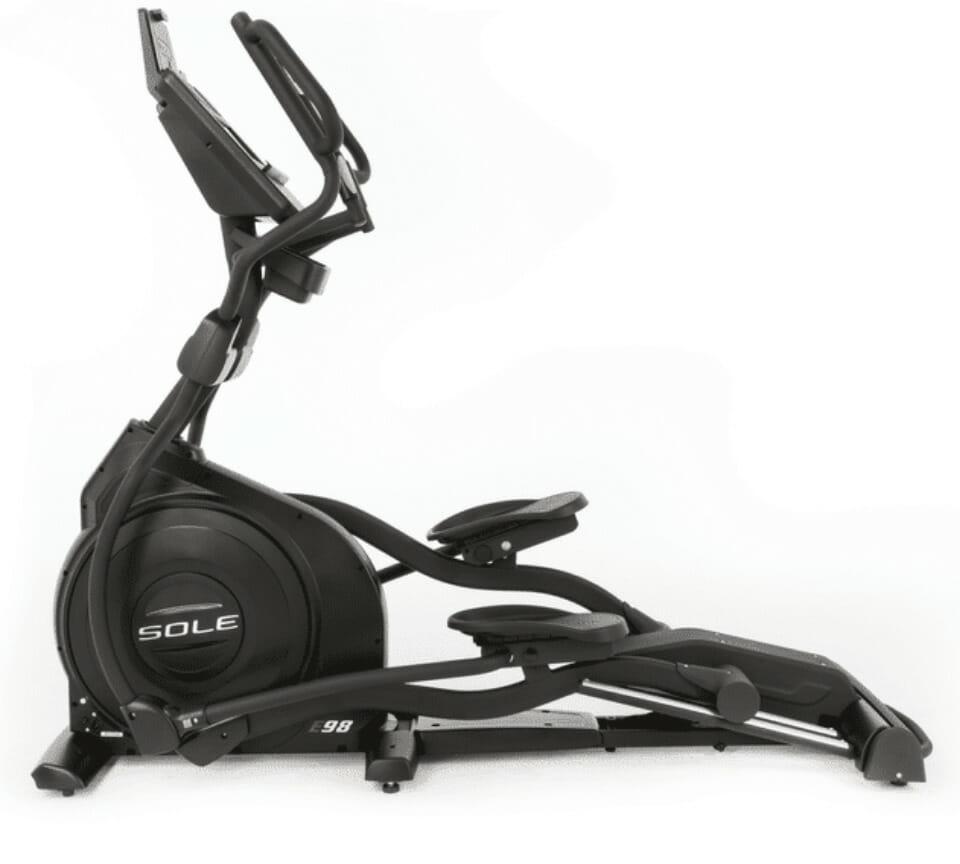 sole e98 elliptical review