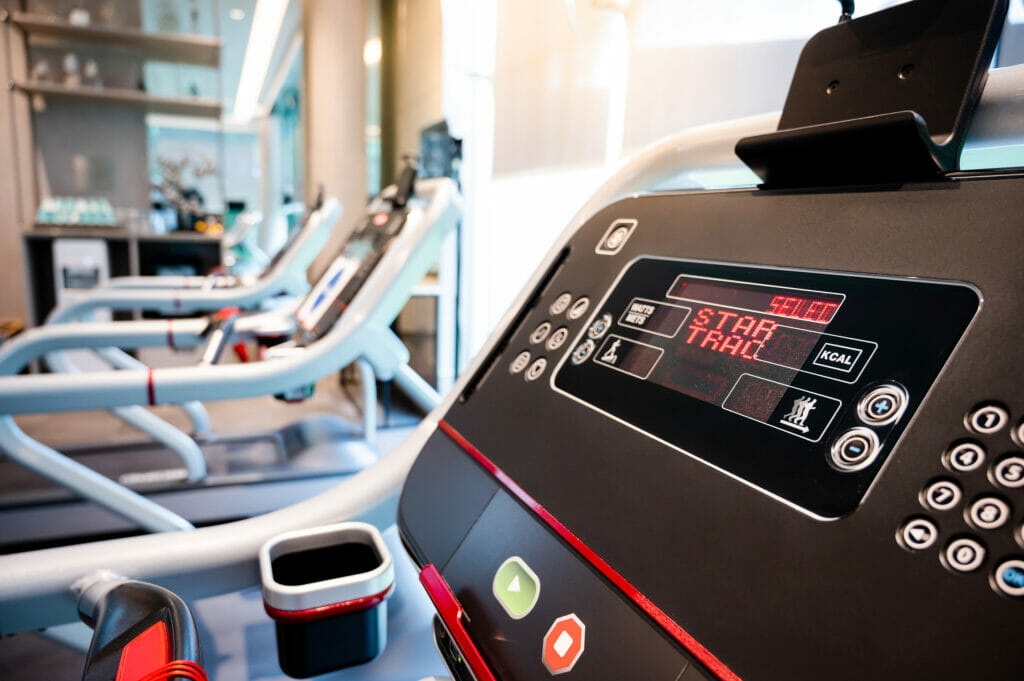 Star Trac 4 Series treadmill review