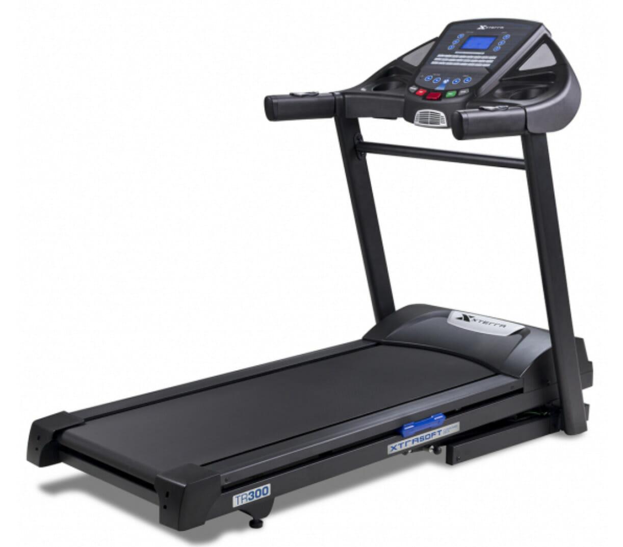 XTERRA TR300 treadmill review
