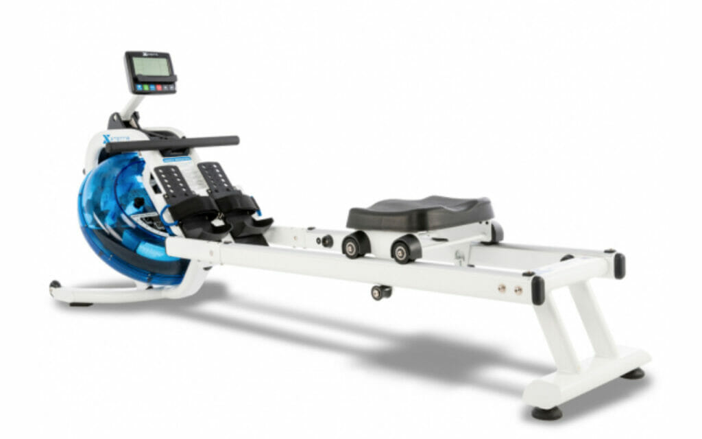 xterra fitness erg650W water rower review