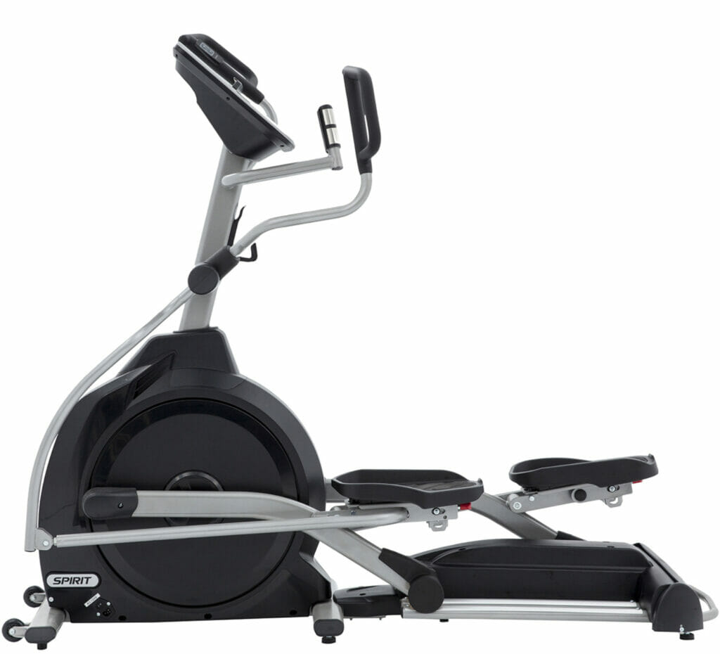 spirit fitness xe395 elliptical review