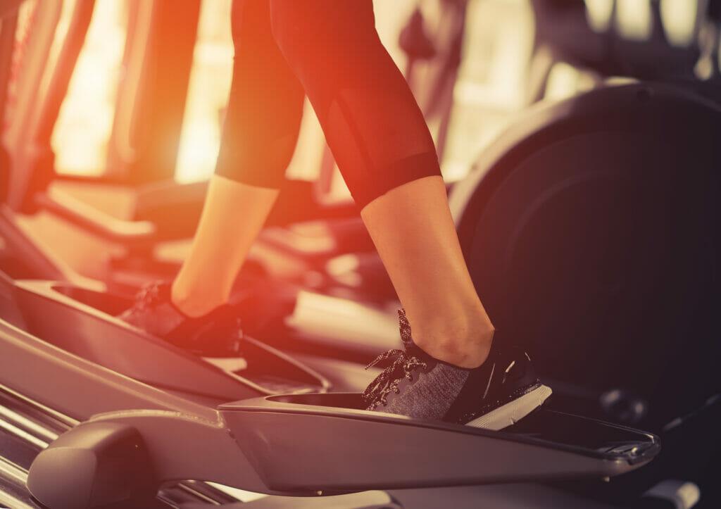 ellipticals vs bikes
