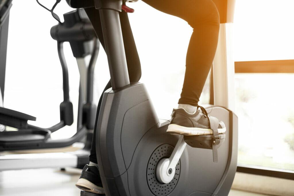 spirit fitness xbu55 upright bike review