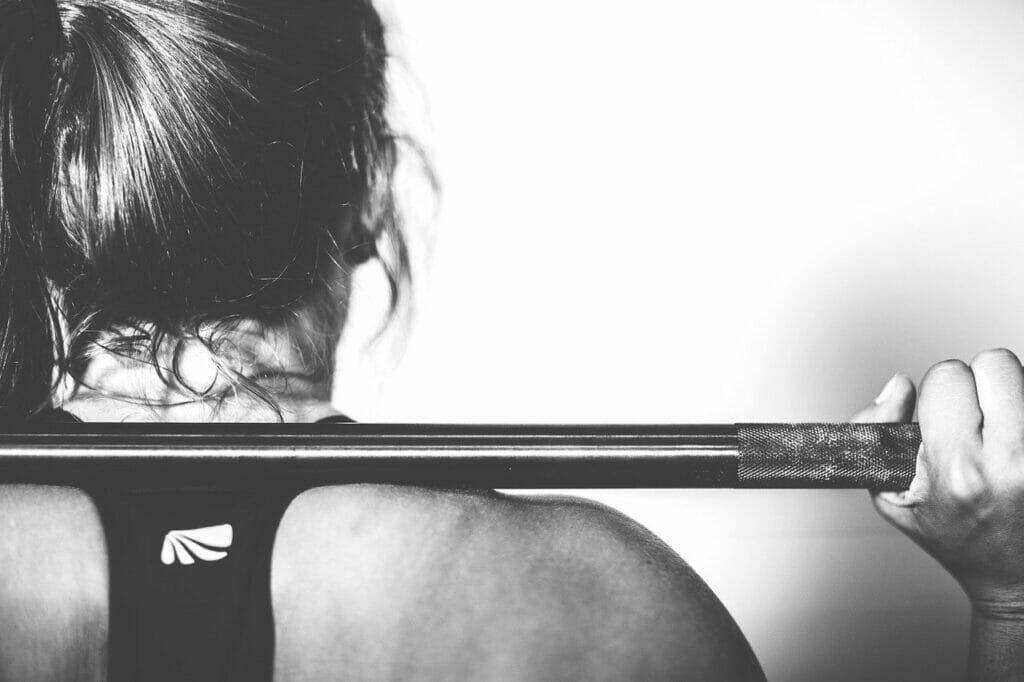 rep pr1050 short home gym power rack review